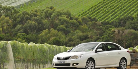 Renault to replace Latitude and Laguna in 2016 with all-new sedan