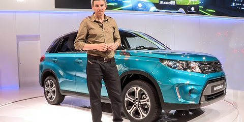 2015 Suzuki Vitara - first look