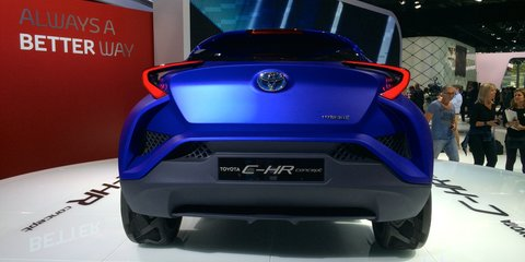 Toyota C-HR confirmed to spawn new production compact SUV