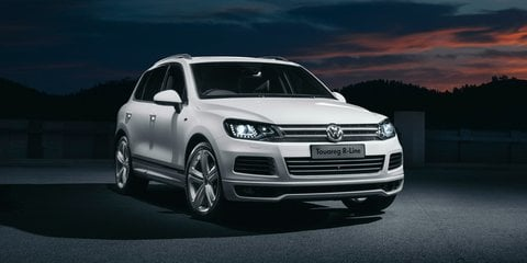 Volkswagen R-Line expands to Golf Wagon and Tiguan ranges