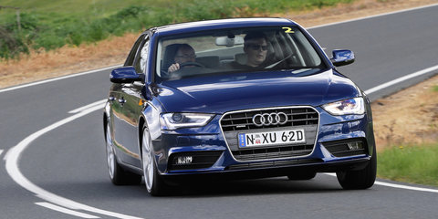 Audi A4 airbag recall affects 850,000 vehicles