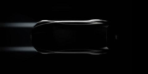 Audi A9 concept car teased ahead of LA debut