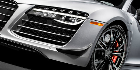 Audi R8 Competition to debut in LA with 425kW V10