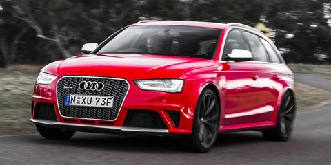 Next Audi RS4 could ditch V8