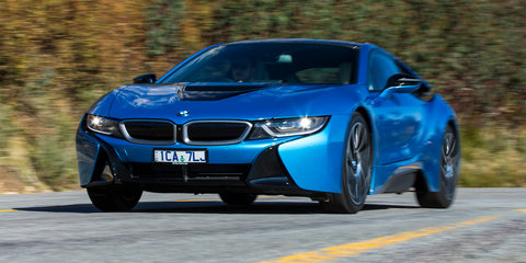 BMW i8S with 370kW coming in 2017 - report
