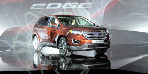 Ford Edge : Diesel-powered Territory successor revealed