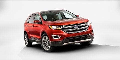 Ford Edge :: Diesel-powered Territory successor revealed