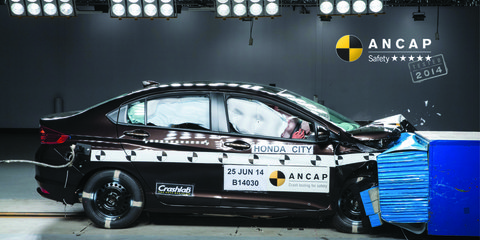 ANCAP praises improved Honda Accord, criticises five-star Nissan X-Trail