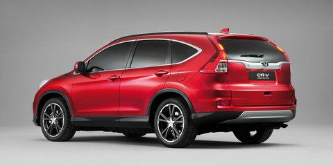 Euro Honda CR-V facelift brings new 110kW 1.6-litre diesel, nine-speed auto