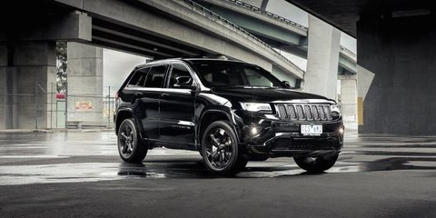 Jeep launches Blackhawk special editions in Australia