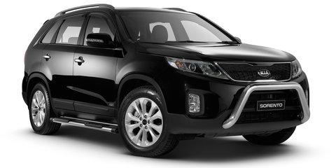 Kia Sorento : runout SUV gets free family pack