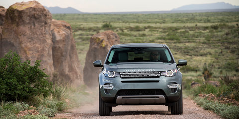 Land Rover Discovery Sport 2WD a chance for Australia
