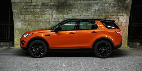 Land Rover Discovery Sport : British brand considering sporty Audi SQ5 rival