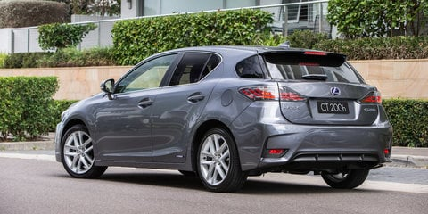 Lexus CT200h recalled for fuel tank fix