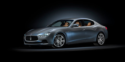 Maserati production slows - report
