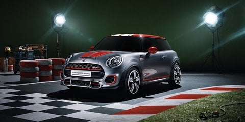 Mini John Cooper Works : New $48K hot-hatch arriving mid-2015