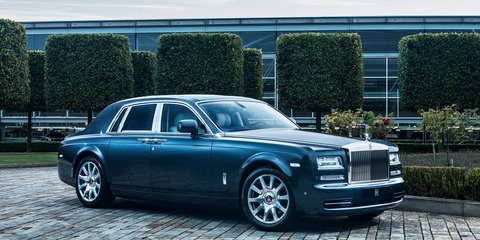 "Rolls-Royce will ""never"" build a small car"