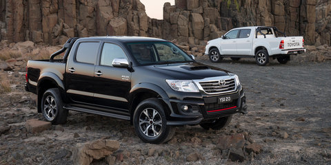 Toyota HiLux Black launches from $53,240