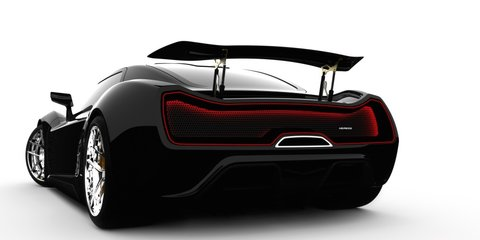 Trion Nemesis RR : 1500kW, 435km/h supercar confirmed for 2016