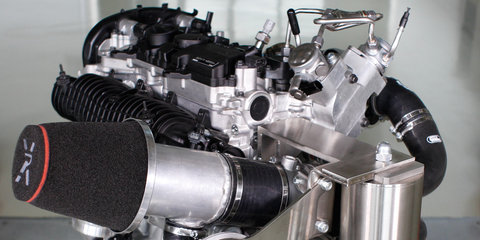 Volvo unveils 336kW 'triple boost' four-cylinder petrol engine