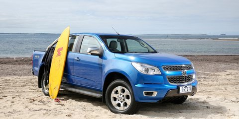 2015 Holden Colorado and Colorado 7 : pricing and specifications
