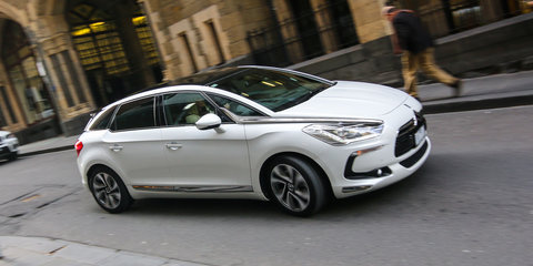"""Peugeot-Citroen brand DS: """"we want to be premium"""""""