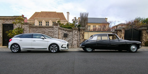 Citroen Style: from DS to DS5