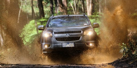 Holden to replace entire SUV range by 2020, brand banking on high-riding models to boost sales