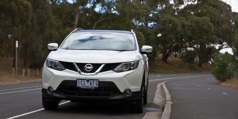 Nissan Qashqai Review : Ti