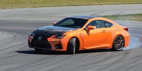 "Lexus confirms interest in V8 Supercars, ""high level"" talks underway"