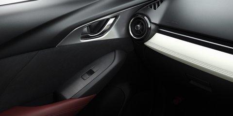 2015 Mazda CX-3 unveiled
