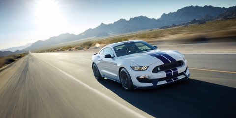 2015 Ford Mustang Shelby GT350 revealed: 5.2-litre flat-plane V8 to generate more than 370kW