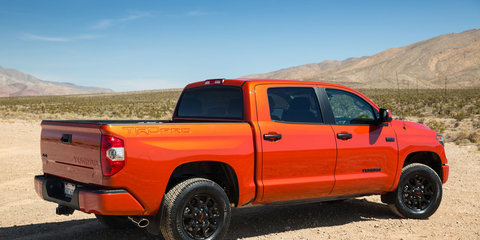 """Toyota Tundra TRD Pro a """"strong possibility"""" for Australia in 2015"""
