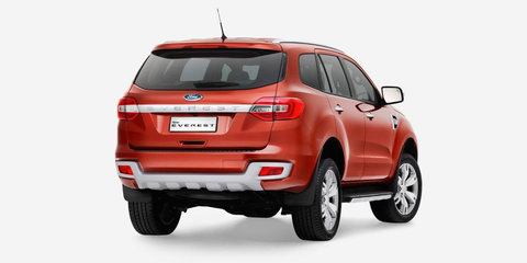 Ford Everest is the Territory for today's SUV buyer, says company