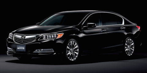 2015 Honda Legend revealed