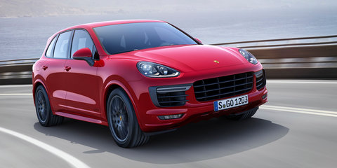 2015 Porsche Cayenne : Entry V6 petrol and GTS coming in February
