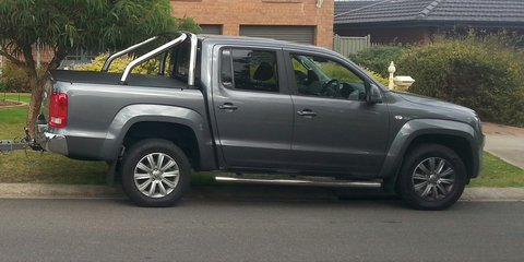 2011 Volkswagen Amarok TDI400 Highline Review Review
