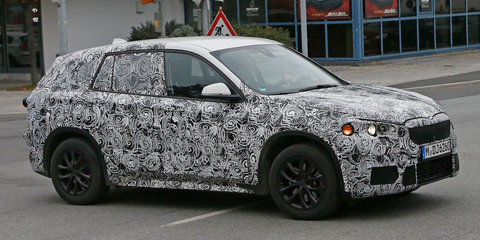 2015 BMW X1 interior : First look