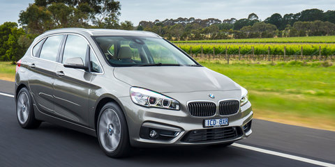 BMW Australia rules out 2 Series Active Tourer seven-seat and xDrive variants