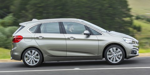 BMW 2 Series Active Tourer set to stir the pot