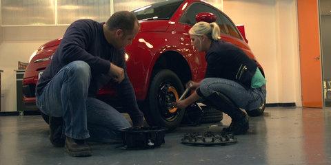 DIY: tyre changing tips