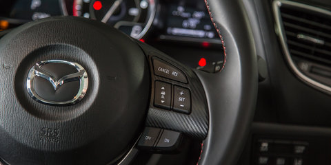 Audi A3 COD v Mazda 3 XD Astina : Comparison review