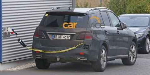 2015 Mercedes-Benz ML-Class : plug-in hybrid to debut before next generation
