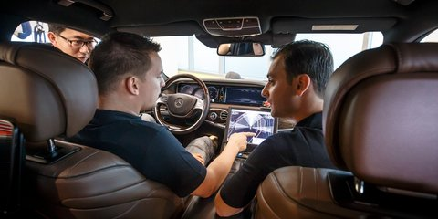 Mercedes-Benz to knuckle down on hybrid EVs, autonomous tech
