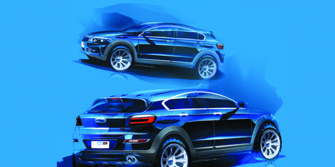Qoros 3 City SUV derivative set for reveal in China