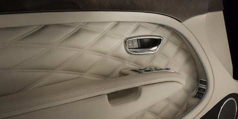 Bentley Grand Convertible matches 395kW/1100Nm V8 with droptop body