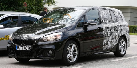 BMW 2 Series Gran Tourer: Seven-seat baby MPV due for mid-2015 launch