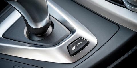 BMW 3 Series plug-in hybrid prototype previews 2.0L/100km premium sedan