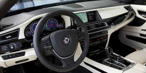 BMW M7 not needed, Alpina B7 covers that niche, according to BMW exec