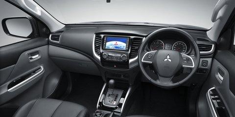 2015 Mitsubishi Triton makes world premiere